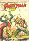 Cover for Funnyman (Magazine Enterprises, 1948 series) #1