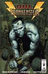 Cover for Doc Frankenstein (Burlyman Entertainment, 2004 series) #3 [Regular Cover]