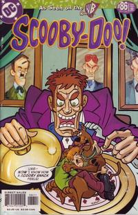 Cover Thumbnail for Scooby-Doo (DC, 1997 series) #86