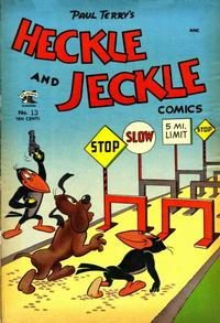 Cover Thumbnail for Heckle and Jeckle (St. John, 1951 series) #13