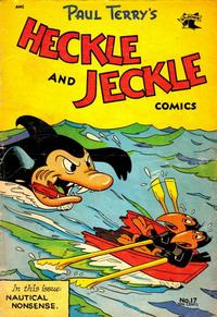Cover Thumbnail for Heckle and Jeckle (St. John, 1951 series) #17