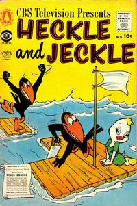 Cover Thumbnail for Heckle and Jeckle (Pines, 1956 series) #26