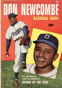 Cover Thumbnail for Don Newcombe (Fawcett, 1950 series)