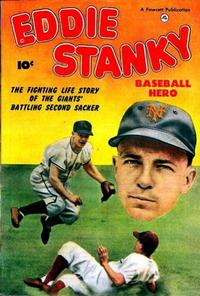 Cover Thumbnail for Eddie Stanky (Fawcett, 1951 series)