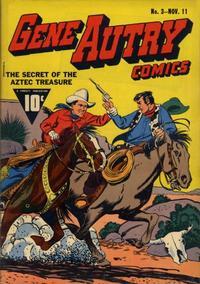 Cover Thumbnail for Gene Autry Comics (Fawcett, 1941 series) #3