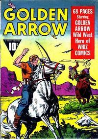 Cover Thumbnail for Golden Arrow (Fawcett, 1942 series) #[1]