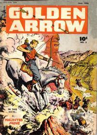 Cover Thumbnail for Golden Arrow (Fawcett, 1942 series) #5