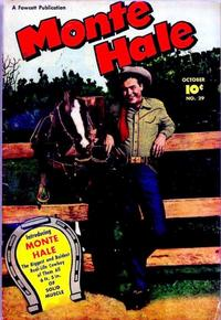 Cover Thumbnail for Monte Hale Western (Fawcett, 1948 series) #29