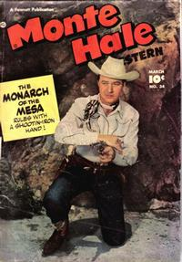 Cover Thumbnail for Monte Hale Western (Fawcett, 1948 series) #34