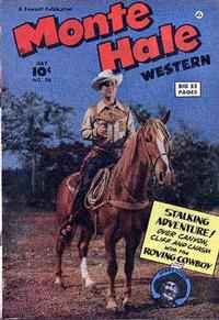 Cover Thumbnail for Monte Hale Western (Fawcett, 1948 series) #38