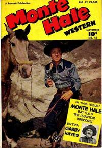 Cover Thumbnail for Monte Hale Western (Fawcett, 1948 series) #42