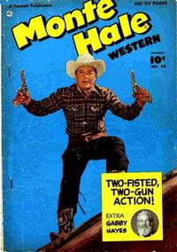 Cover Thumbnail for Monte Hale Western (Fawcett, 1948 series) #44