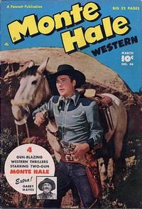 Cover Thumbnail for Monte Hale Western (Fawcett, 1948 series) #46