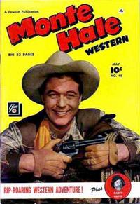 Cover Thumbnail for Monte Hale Western (Fawcett, 1948 series) #48