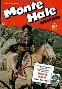 Cover Thumbnail for Monte Hale Western (Fawcett, 1948 series) #49