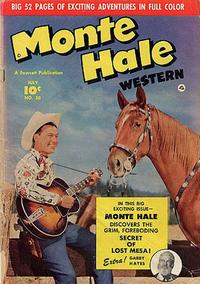 Cover Thumbnail for Monte Hale Western (Fawcett, 1948 series) #50