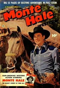 Cover Thumbnail for Monte Hale Western (Fawcett, 1948 series) #51