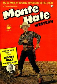 Cover Thumbnail for Monte Hale Western (Fawcett, 1948 series) #52