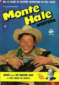 Cover Thumbnail for Monte Hale Western (Fawcett, 1948 series) #58