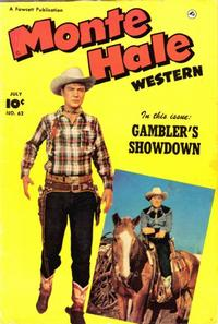 Cover Thumbnail for Monte Hale Western (Fawcett, 1948 series) #62
