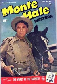 Cover Thumbnail for Monte Hale Western (Fawcett, 1948 series) #63