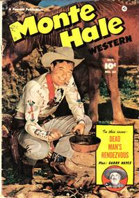 Cover Thumbnail for Monte Hale Western (Fawcett, 1948 series) #65