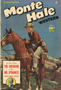 Cover Thumbnail for Monte Hale Western (Fawcett, 1948 series) #66