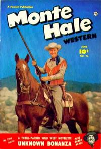 Cover Thumbnail for Monte Hale Western (Fawcett, 1948 series) #73