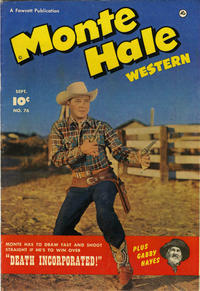 Cover Thumbnail for Monte Hale Western (Fawcett, 1948 series) #76