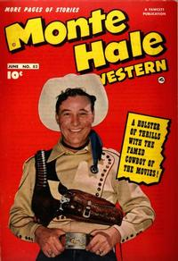 Cover Thumbnail for Monte Hale Western (Fawcett, 1948 series) #82