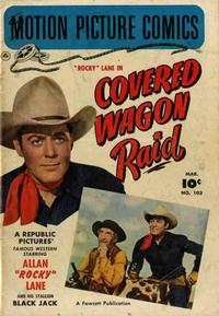 Cover Thumbnail for Motion Picture Comics (Fawcett, 1950 series) #103
