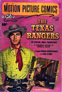 Cover Thumbnail for Motion Picture Comics (Fawcett, 1950 series) #106