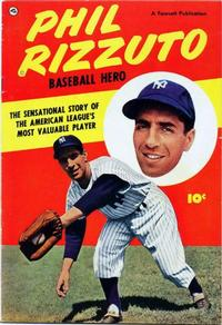 Cover Thumbnail for Phil Rizzuto (Fawcett, 1951 series)