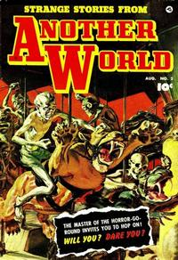 Cover Thumbnail for Strange Stories from Another World (Fawcett, 1952 series) #2