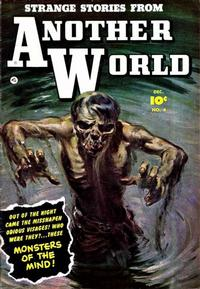 Cover Thumbnail for Strange Stories from Another World (Fawcett, 1952 series) #4
