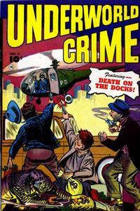 Cover for Underworld Crime (Fawcett, 1952 series) #4