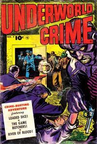 Cover Thumbnail for Underworld Crime (Fawcett, 1952 series) #5