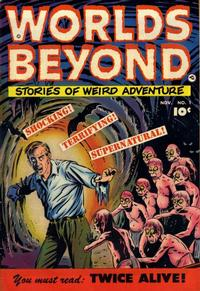 Cover Thumbnail for Worlds Beyond (Fawcett, 1951 series) #1