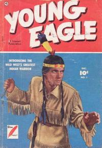 Cover Thumbnail for Young Eagle (Fawcett, 1950 series) #1