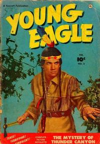 Cover Thumbnail for Young Eagle (Fawcett, 1950 series) #2