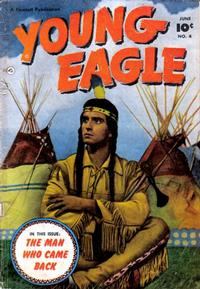 Cover Thumbnail for Young Eagle (Fawcett, 1950 series) #4