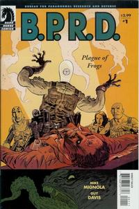 Cover Thumbnail for B.P.R.D., Plague of Frogs (Dark Horse, 2004 series) #1