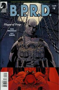 Cover Thumbnail for B.P.R.D., Plague of Frogs (Dark Horse, 2004 series) #2
