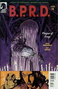 Cover Thumbnail for B.P.R.D., Plague of Frogs (Dark Horse, 2004 series) #3