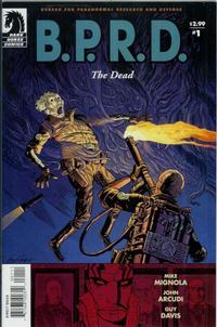 Cover Thumbnail for B.P.R.D., The Dead (Dark Horse, 2004 series) #1 (13)