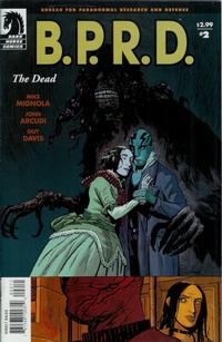 Cover Thumbnail for B.P.R.D., The Dead (Dark Horse, 2004 series) #2 (14)