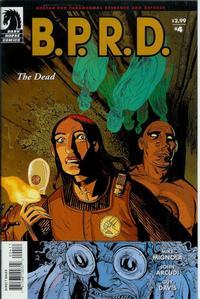 Cover Thumbnail for B.P.R.D., The Dead (Dark Horse, 2004 series) #4 (16)