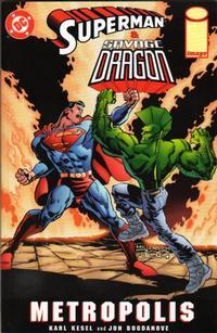 Cover Thumbnail for Superman & Savage Dragon: Metropolis (DC, 1999 series)