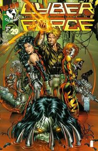 Cover Thumbnail for Cyberforce (Image, 1993 series) #29