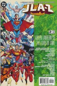 Cover Thumbnail for JLA-Z (DC, 2003 series) #2
